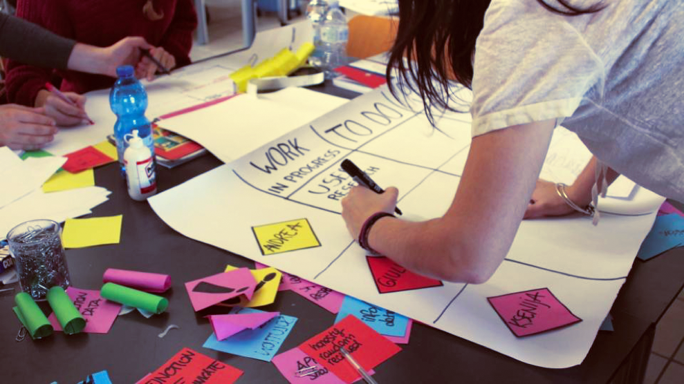 Design Thinking Power Crunch Workshop