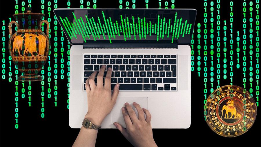 La gestione di differenti tipi di dato nell'ambito del Digital Heritage